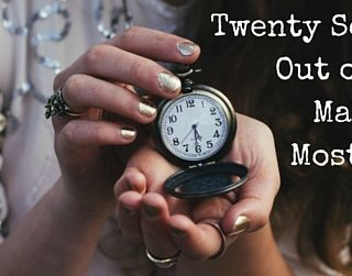 Twenty Something & Out of Time? Make the Most of Now