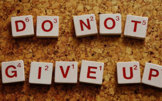 Five ways to maintain your motivation