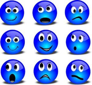 Emoji selection