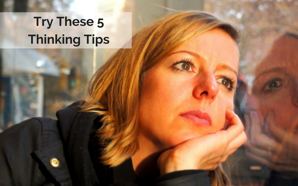What next now the kids all go to school? Try these 5 thinking tips