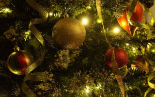 Christmas Time, Mistletoe and… Me-Time