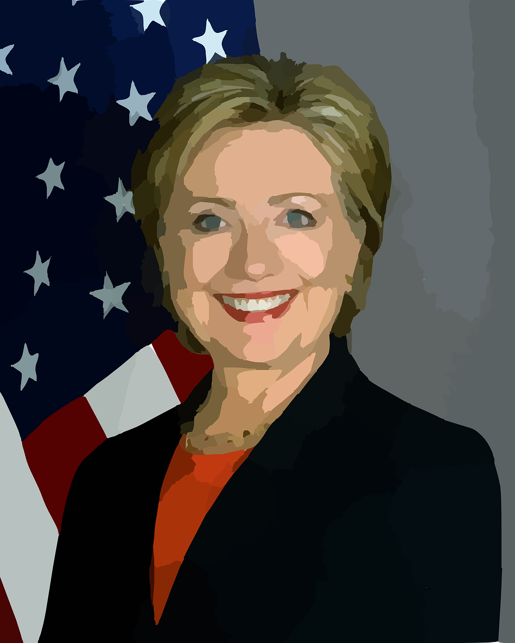 Hillary Clinton Democrat candidate for US president